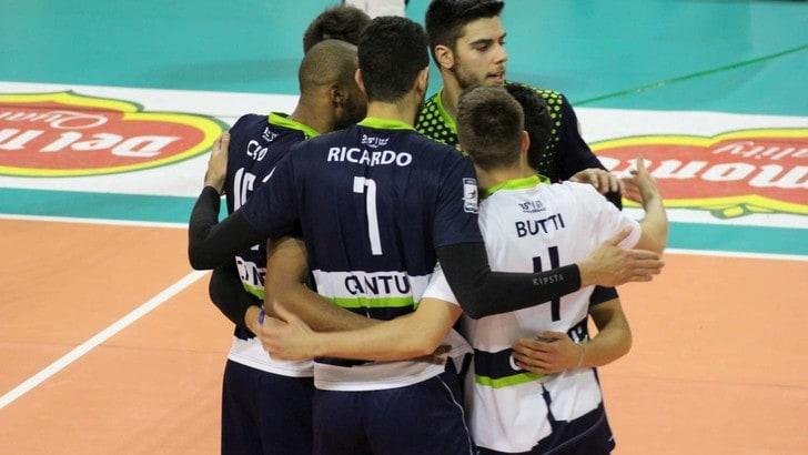 Volley: A2 Maschile, Girone Blu: Tuscania insiste, Bergamo non molla