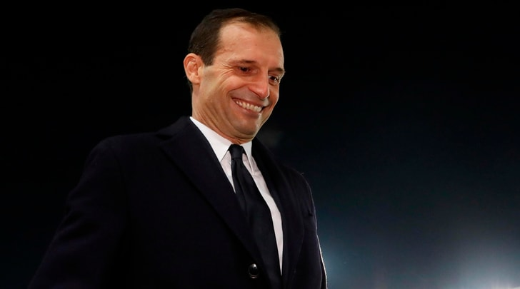 Juventus, Allegri saluta il 2017: «Ci ha regalato soddisfazioni»