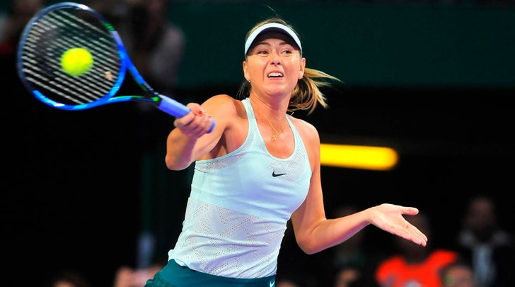 Shenzhen Open, esordio ok per la Sharapova e per la Halep
