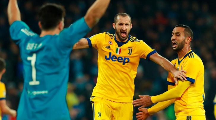 Juventus, Chiellini: «La Champions non è un'ossessione, ma un obiettivo raggiungibile»