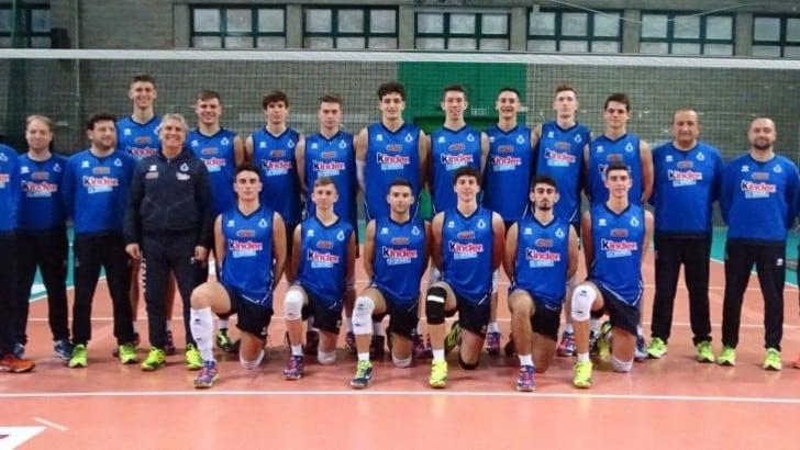 Volley: Europei Under 18, ecco l'elenco dei convocati di Fanizza