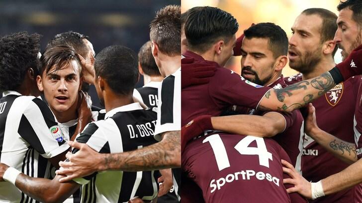 Coppa Italia, Juventus-Torino: formazioni ufficiali e diretta dalle 20.45