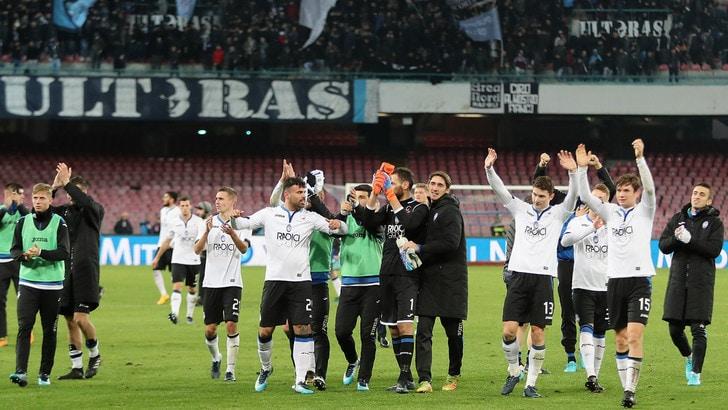 Coppa Italia, super Atalanta. Si punta a 6,50 sul trionfo