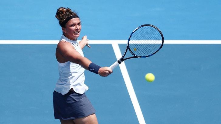 Tennis, ASB Classic: Errani in semifinale nel doppio