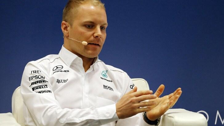 F1, Bottas: «Tifosi, disegnate voi il mio casco»