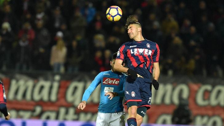 Serie A Crotone, Trotta: «Milan? Daremo il massimo»