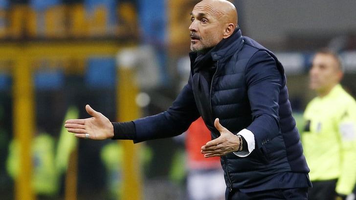 Serie A Inter, Spalletti: «Non sono ancora contento del mio lavoro»