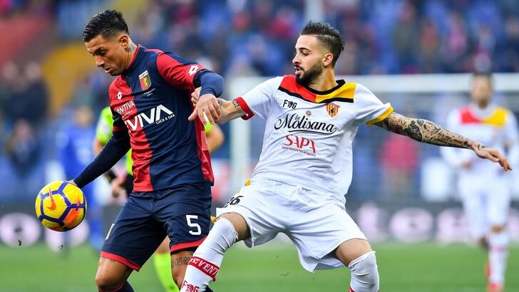 Serie A Genoa, Izzo si ferma per attacco febbrile