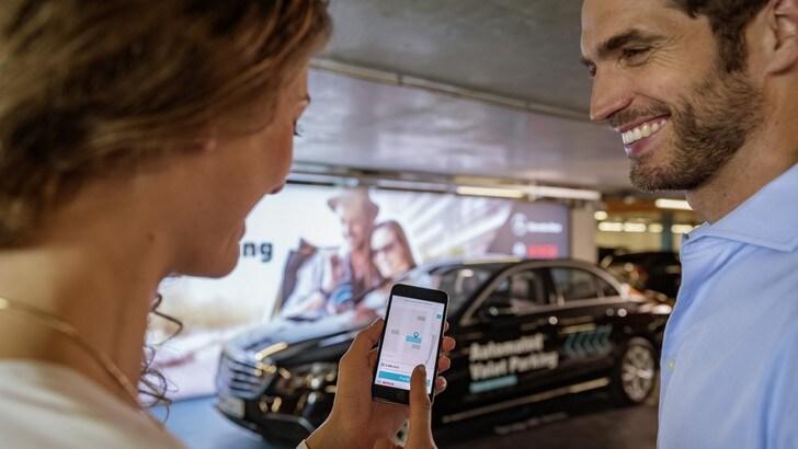 CES Las Vegas, Bosch presenta l'auto che trova parcheggio da sola
