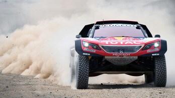 Rally, al via la Dakar 2018