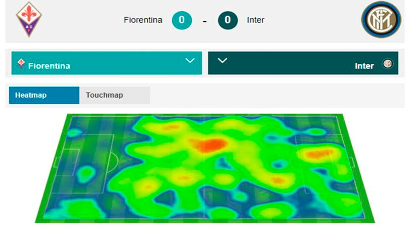 Serie A, Fiorentina-Inter 1-1: beffa Simeone, per Spalletti prosegue il digiuno
