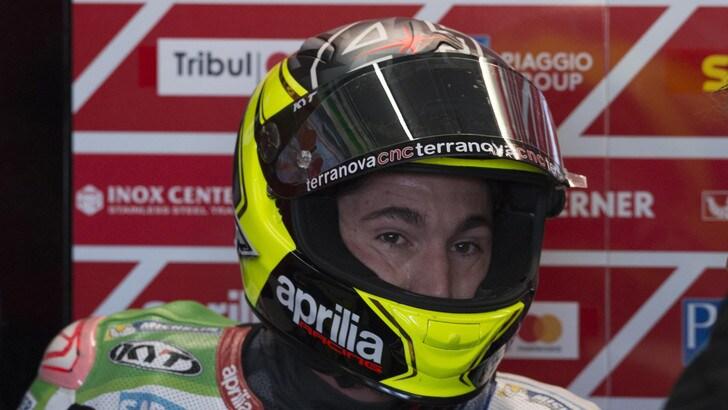 MotoGp, Espargaro: «Voglio lottare per i primi sei posti»