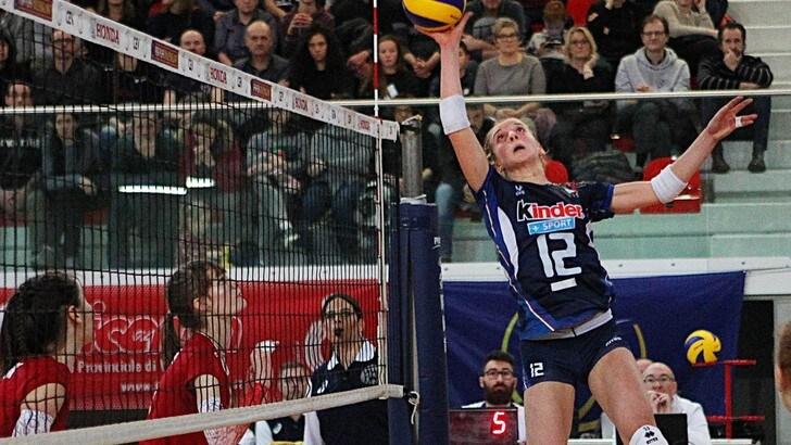 Volley: Qualificazioni Europee, l' U.17 Femminile stacca il pass europeo