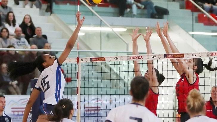 Volley: Qualificazioni Europee, l' U.17 Femminile super con la Croazia