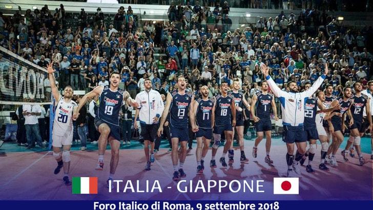 Volley: Mondiali Maschili 2018, questo il programma della prima fase