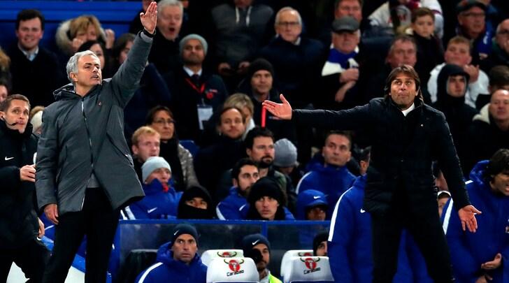 Mourinho, il portavoce attacca Conte: «Sai cos'è l'Epo?»