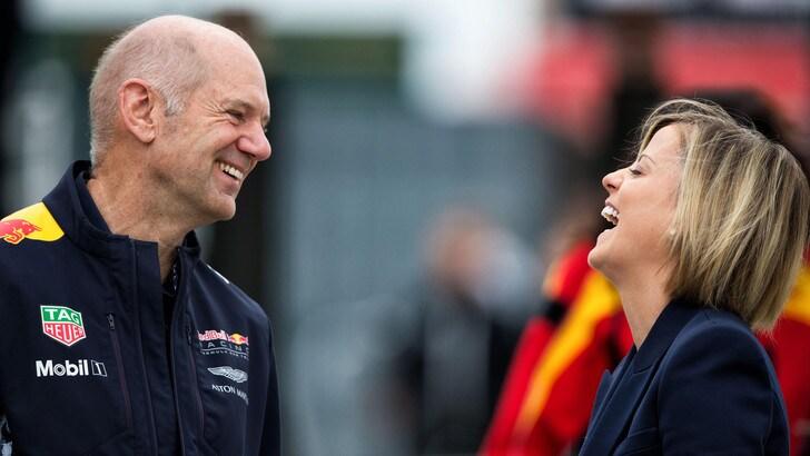 Ferrari, Newey: «Rifiutai un'offerta incredibile della Rossa»