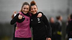 La Juventus Women non va in vacanza: allenamento a Vinovo