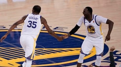 Williams rovina la festa di Durant, Warriors ko