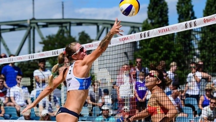 Volley: A2 Femminile, Becky Perry torna all'indoor, firma per Marsala