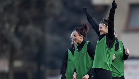 Le Juventus Women non conoscono la sosta
