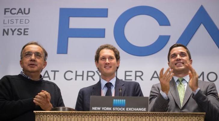 Fiat Chrysler: 1 miliardo di investimenti negli Stati Uniti
