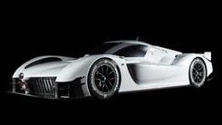 Toyota GR Super Sport Concept: ibrida da 1000 cv