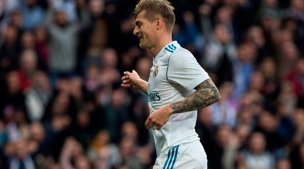 8. Kroos, Real Madrid, 500 milioni