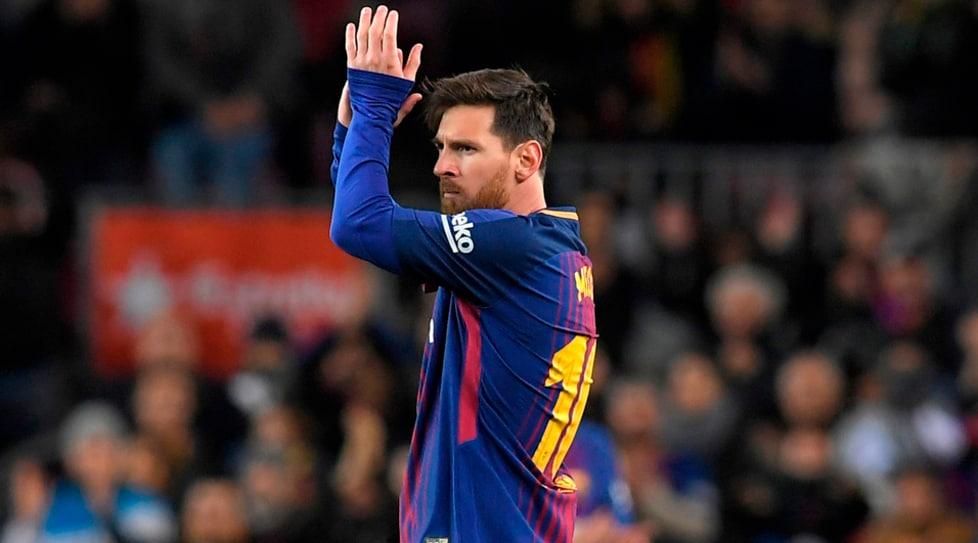3. Messi, Barcellona, 706 milioni