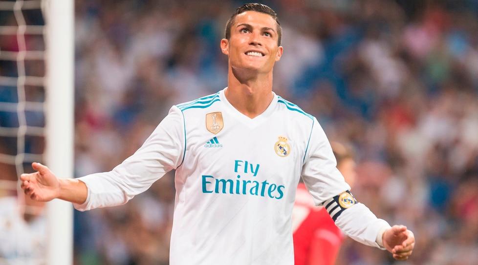 1. Cristiano Ronaldo, Real Madrid, 1 miliardo