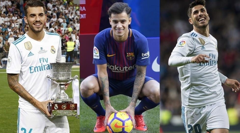 Ecco la classifica stilata dal Daily Star: domina il Real Madrid