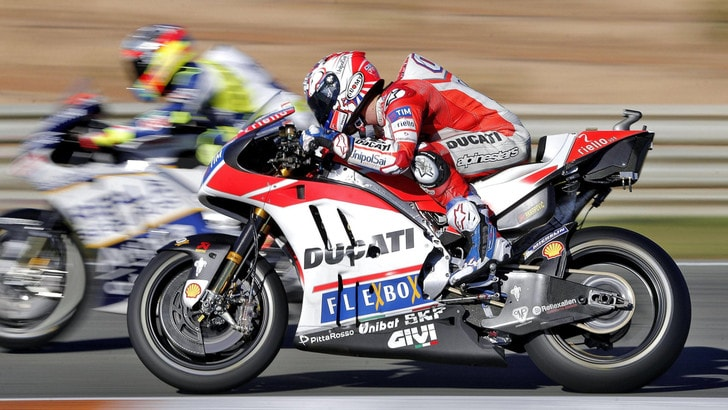 MotoGp, Lunedì scopriamo la nuova Ducati
