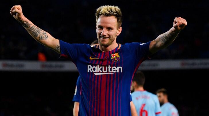 Rakitic: «Il Barcellona funziona anche senza Neymar»