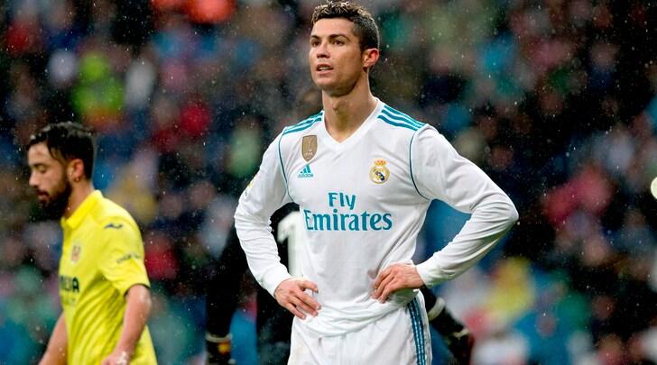 Real Madrid, è crisi nera: ko in casa con il Villarreal