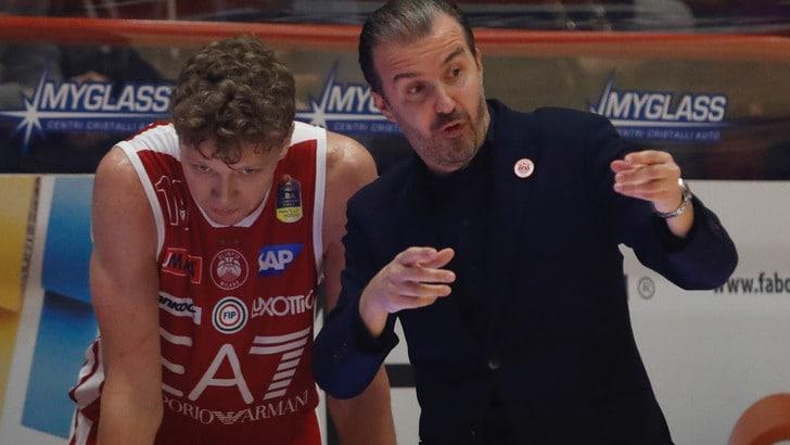 Basket, Serie A: Armani vincente su Venezia a 1,27