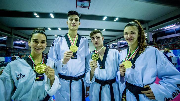 Taekwondo:è show ai Campionati italiani