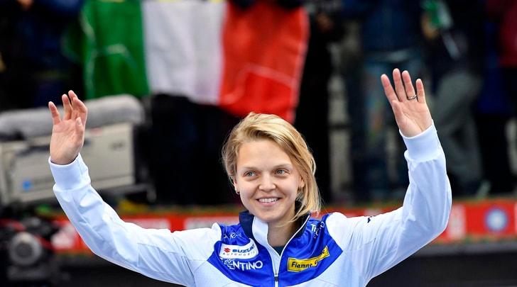 Europei short track: oro per Arianna Fontana nei 1.000 metri