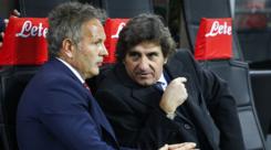 Torino, Cairo: «Mihajlovic? Potevo esonerarlo due mesi prima»