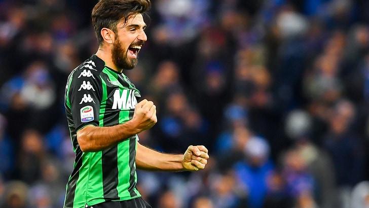 Serie A Sassuolo, Magnanelli: «Torino da primi posti»