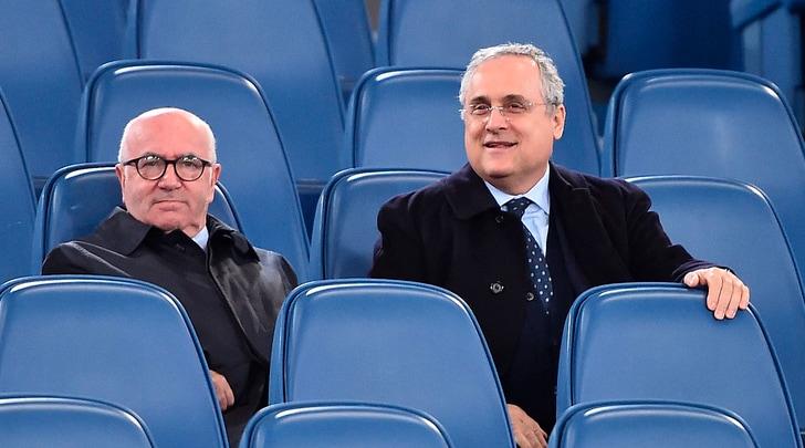Figc, Lotito non si candida alla presidenza: «Non voglio conseguenze per la Lazio»