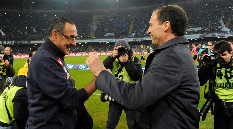 Calendario Napoli E Juve A Confronto.Juventus E Napoli Calendari A Confronto Tuttosport