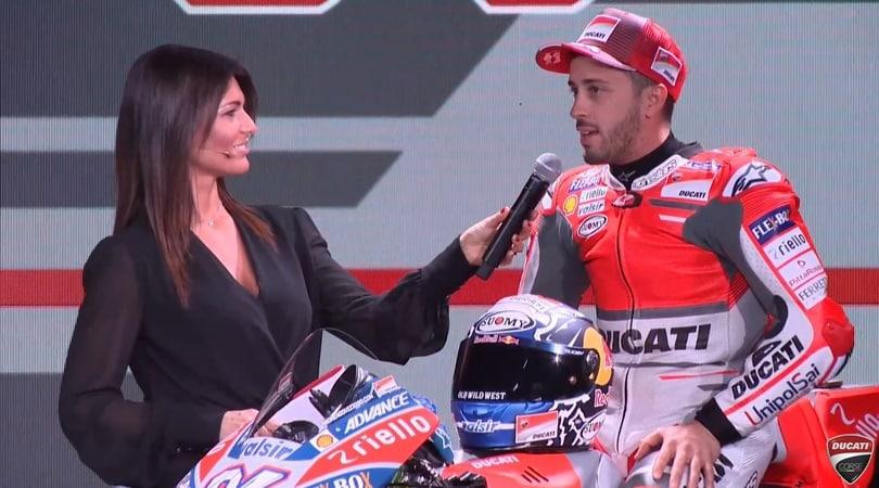 MotoGp, la nuova Ducati si presenta a Borgo Panigale