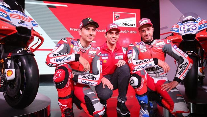 MotoGp Ducati, Dovizioso: «Abbiamo più certezze»