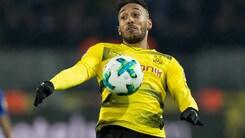 Calciomercato: «Aubameyang a un passo dall'Arsenal: 70 milioni al Borussia Dortmund»