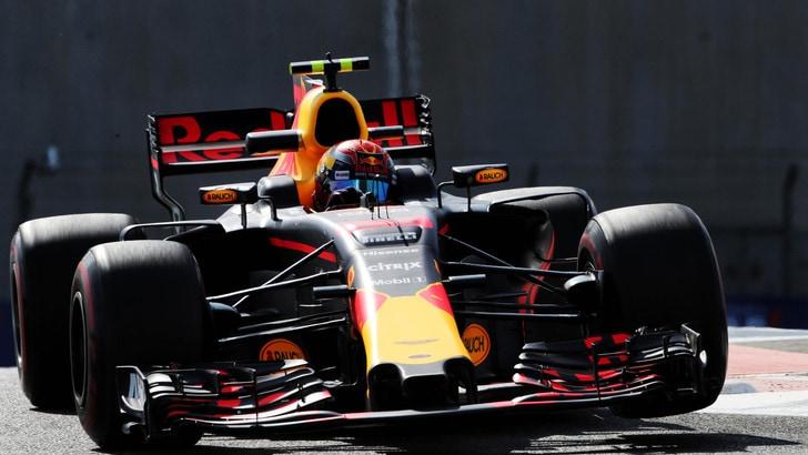 F1, la Honda nel futuro della Red Bull