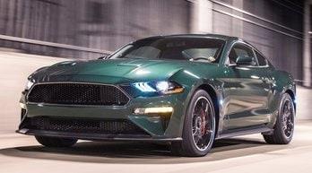 Ford Mustang Bullit: doppio mito a stelle e strisce