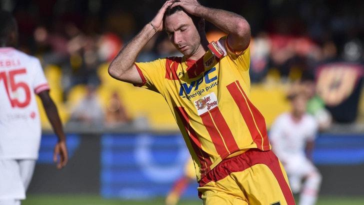 Calciomercato Lecce, preso Lucioni dal Benevento
