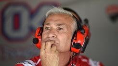 MotoGp Ducati, Ciabatti: «Protagonisti in tutte le gare»