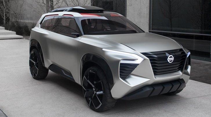 Nissan Xmotion, visioni di Suv al Salone di Detroit