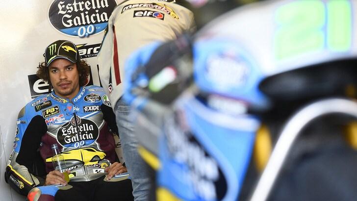 Moto2, rubati i trofei di Franco Morbidelli